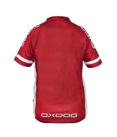 OXDOG EVO SHIRT red XXL - T-Shirts