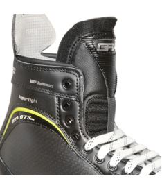 GRAF SKATES ULTRA G-75 high black edge - EE 11 - Schlittschuhe