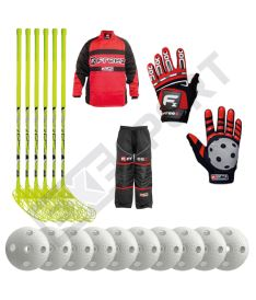 floorball set F1 - 92cm