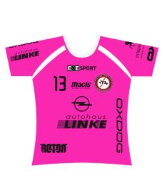 FREEZ JERSEY SUBLI LADIES - MFBC HOME - pink