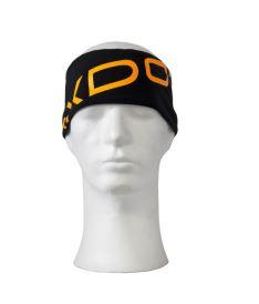 OXDOG SHINY-2 HEADBAND black/orange - Stirnbände