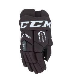 """Hokejové rukavice CCM TACKS 2052 black/white junior - 12"""""""