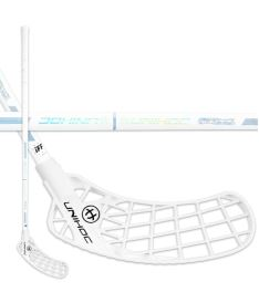 UNIHOC STICK ICONIC Curve 3.0° PRO 26 white/blue
