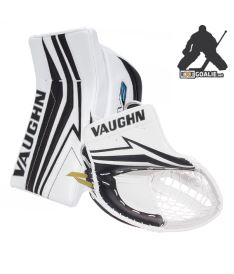 SET VAUGHN BLOCKER + CATCHER VELOCITY V9 XP PRO int REG