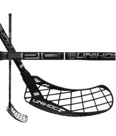 UNIHOC STICK EPIC EDGE Curve 1.0° 26 black 104cm