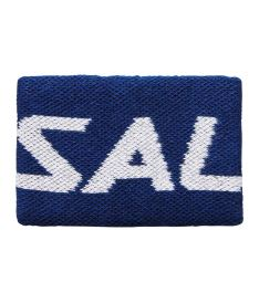 SALMING Wristband Mid Navy/White
