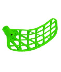 EXEL BLADE VISION MB neon green R - sundaná - floorball blade