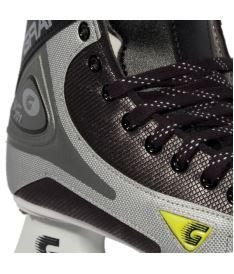 GRAF SKATES SUPER 101 black/silver - 46** - Skates
