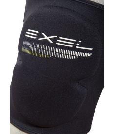 EXEL TORNADO KNEE GUARD junior black - Pads and vests
