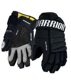 "Hokejové rukavice WARRIOR ALPHA QX3 black senior - 14"""