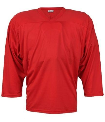 CCM JERSEY 10200 red senior - XXL - Jerseys