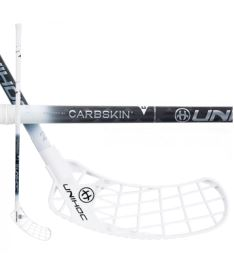 UNIHOC STICK ICONIC CARBSKIN FL 26 white