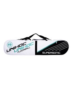 UNIHOC TOOLBAG SUPERSONIC white/turquoise 4-case