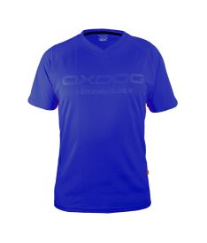 OXDOG ATLANTA TRAINING SHIRT blue M - T-shirts