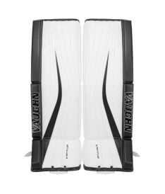 TORWART SCHIENE VAUGHN VENTUS SLR CARBON PRO white/black int - 31+2""