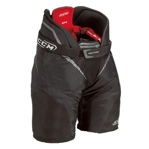 Hockey pants CCM U+04 black junior - Pants