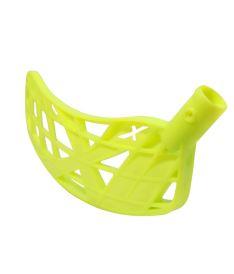 EXEL BLADE X MB neon yellow R - floorball blade