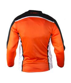 EXEL S60 GOALIE JERSEY orange/black 130 - Jersey