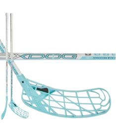 OXDOG ZERO 27 WT 101 ROUND MBC L - Floorball stick for adults