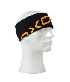 OXDOG SHINY-2 HEADBAND black/orange - Headbands