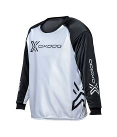 OXDOG XGUARD GOALIE SHIRT white/black, padding