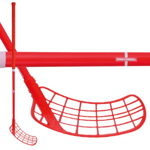 ZONE STICK SUPREME AIR SL 27 red:est 96cm
