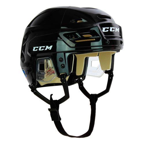 Hokejová helma CCM TACK 110 black - M - Helmy