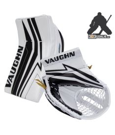 SET VAUGHN BLOCKER + CATCHER VELOVITY V9 PRO  senior REG