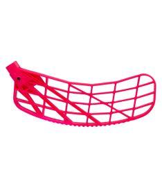 EXEL BLADE VISION SB neon pink L - Floorball Schaufel