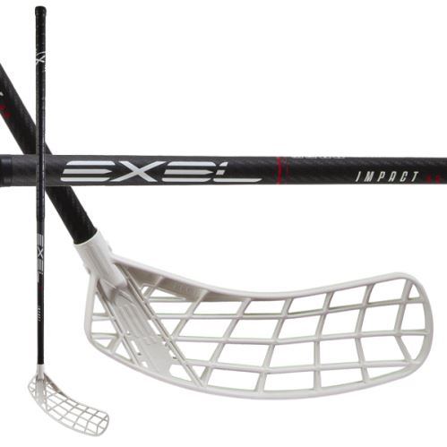 EXEL IMPACT BLACK 2.6 MB - Floorball stick for adults