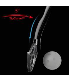 SALMING Quest5 KZ TC 5° 96/107 L  - Floorball stick for adults