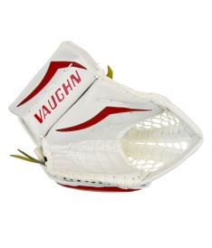 Goalie Fanghand VAUGHN CATCHER VELOCITY V7 XF CARBON PRO  white/red senior - REG Sablik G