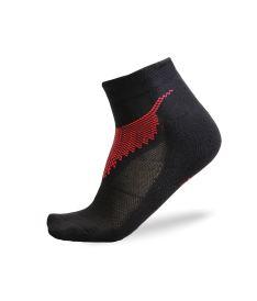 Sportovní ponožky FREEZ ANCLE SPORT SOCKS black