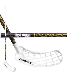 UNIHOC STICK EPIC RE7 Top Light 29 black 92cm L - Floorball-Schläger für Erwachsene