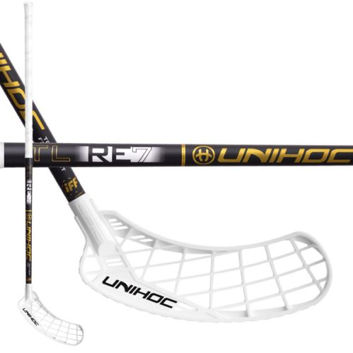 UNIHOC STICK EPIC RE7 Top Light 29 black 92cm