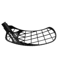 UNIHOC BLADE ICONIC medium Feather Light black
