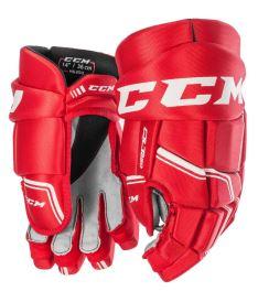 CCM HG QUICKLITE 250 red/white junior