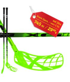 EXEL FPplayER 2.6 green 103 ROUND SB ´16  - Floorball stick for adults