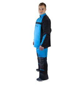 EXEL TORNADO GOALIE JERSEY black/blue 160 - Pullover