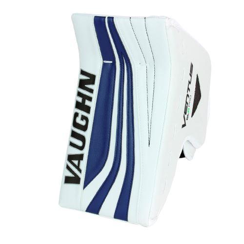 Goalie Stockhand VAUGHN BLOCKER VENTUS SLR PRO white/blue senior - FR - Stockhände