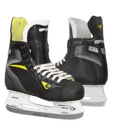 SALMING Hawk Goalie Gloves Black/Grey M