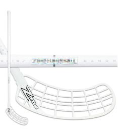 ZONE STICK SUPREME AIR SL 27 white/hologram