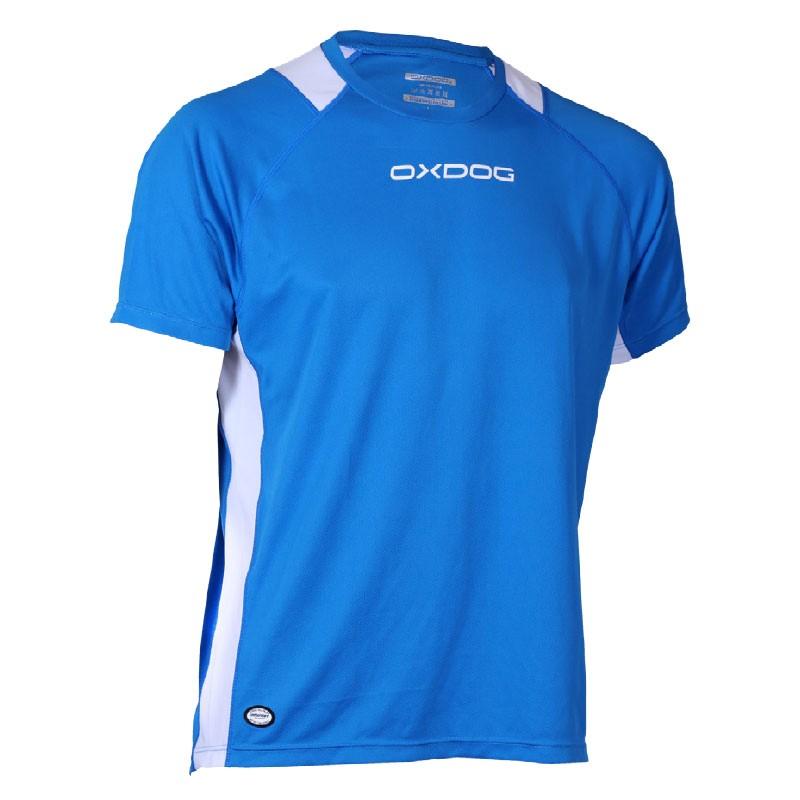 7b0573410 OXDOG AVALON SHIRT royal blue senior