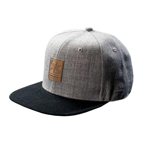 OXDOG FLAT BRIM CAP grey