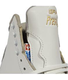 GRAF SKATES PRESTIGE M white 7 - Kraso brusle