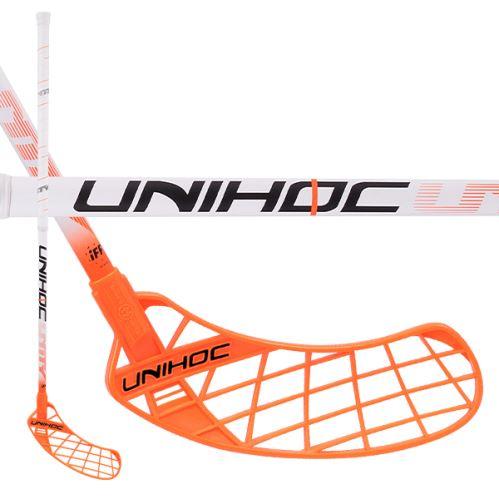 UNIHOC STICK Unity Feather Composite 28 white 96 cm
