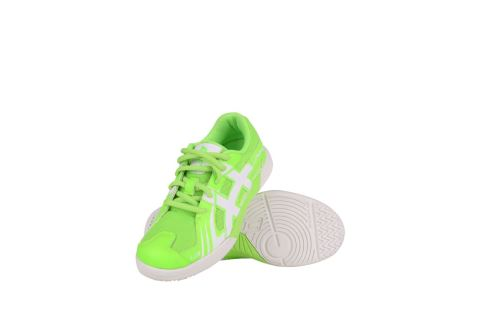 UNIHOC Shoe U3 Junior Unisex neon green - Schuhe