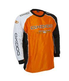 OXDOG TOUR GOALIE SHIRT ORANGE, padding XXL - Pullover