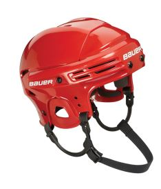 BAUER HELMET 2100 red senior