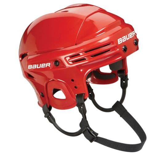 BAUER HELMET 2100 red senior - Helmets